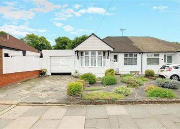 Thumbnail 3 bed semi-detached bungalow for sale in Galliard Road, Edmonton