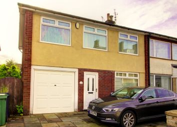 Thumbnail 4 bed semi-detached house for sale in Moss Hall Road, Accrington