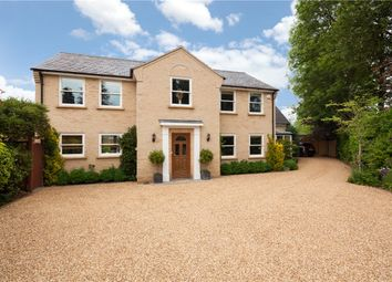 Thumbnail 5 bed detached house to rent in Haslingfield Road, Harlton, Cambridge, Cambridgeshire