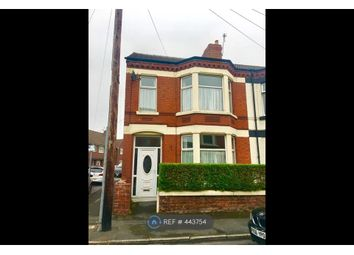 Thumbnail 3 bed terraced house to rent in St Marys Street, Wallasey