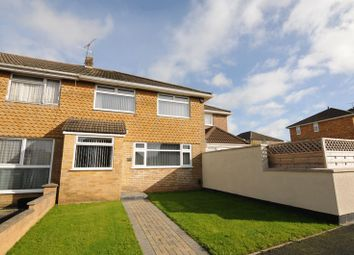 Thumbnail 4 bed end terrace house for sale in Appledore Close, Whitchurch, Bristol