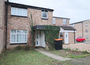 Thumbnail 5 bed terraced house to rent in Milburn Road, Bedford