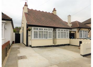 Thumbnail 3 bedroom detached bungalow for sale in Westbury Road, Southend-On-Sea