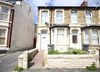 Thumbnail 2 bed terraced house for sale in Moorhouse Street, Blackpool