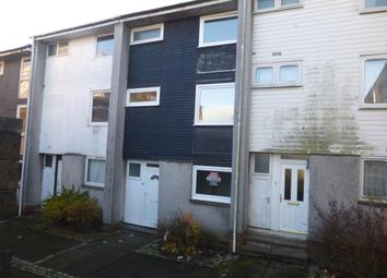 Thumbnail 4 bed terraced house to rent in Wallbrae Road, Cumbernauld, Glasgow
