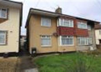 Thumbnail 2 bed flat to rent in Ridgeway Lane, Whitchurch, Bristol