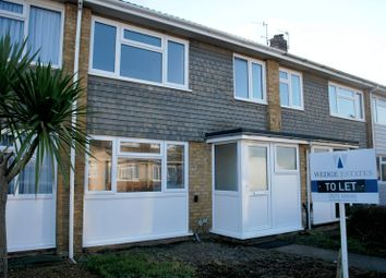 Thumbnail 3 bedroom terraced house to rent in Cheal Close, Shoreham-By-Sea