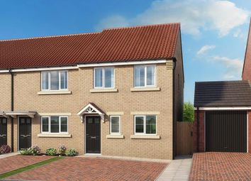 "Thumbnail 3 bedroom property for sale in ""The Hawthorn At High Farm"" at Off Trunk Road, Normanby, Middlesbrough"