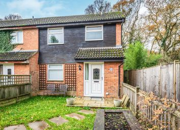 Thumbnail 2 bed semi-detached house for sale in Whitegates Close, South Chailey, Lewes