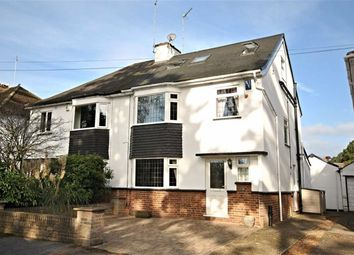 Thumbnail 4 bedroom semi-detached house for sale in Westone Avenue, Abington, Northampton