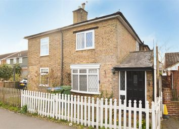 Thumbnail 2 bed semi-detached house for sale in Pleasant Place, Hersham Village, Surrey