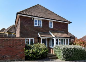 Thumbnail 4 bed detached house for sale in Kingfisher Drive, Haywards Heath