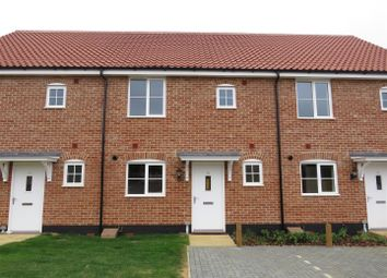Thumbnail 2 bed terraced house for sale in Harrys Way, Hunstanton