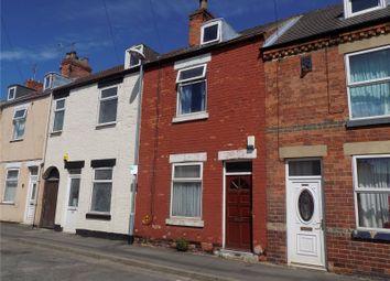 Thumbnail 3 bed terraced house for sale in Portland Street, Worksop, Nottinghamshire