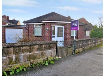 Thumbnail 3 bed detached bungalow for sale in The Avenue, Cheadle, Staffordshire