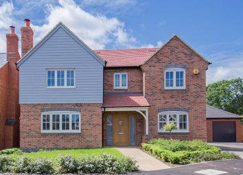 Thumbnail 5 bed detached house for sale in Millers Lock, Welford, Northampton