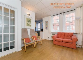 Thumbnail 1 bedroom flat for sale in Beaufort Street, London