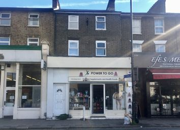 Thumbnail Commercial property for sale in Trafalgar Road, Greenwich, London