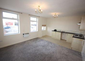 Thumbnail 1 bed flat to rent in Baptist Street, Burslem, Stoke-On-Trent