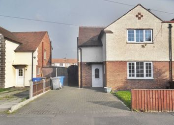 Thumbnail 3 bed semi-detached house to rent in Carter Street, Allenton, Derby