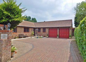 Thumbnail 4 bed detached bungalow for sale in Old Street, Stubbington, Fareham