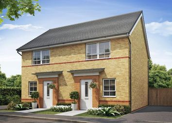 """Thumbnail 2 bed semi-detached house for sale in """"Washington Lcho"""" at Llantrisant Road, Capel Llanilltern, Cardiff"""