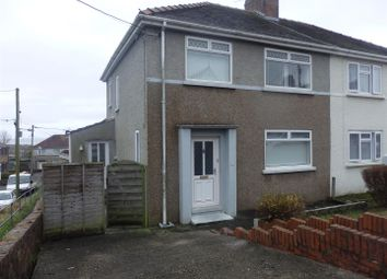 Thumbnail 3 bed semi-detached house for sale in Erw Terrace, Burry Port