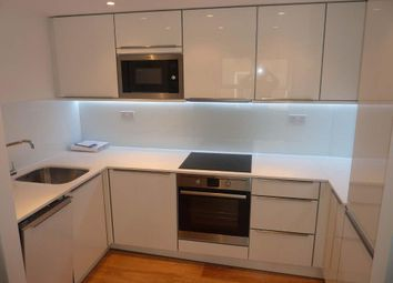 Thumbnail 1 bed flat to rent in Lombard Lane, London