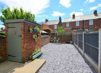 Thumbnail 2 bed terraced house for sale in Redvers Buller Road, Chesterfield