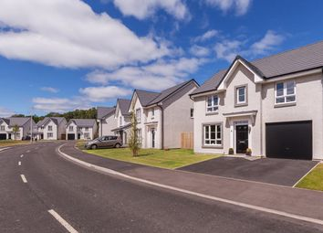"Thumbnail 4 bedroom detached house for sale in ""Dunbar"" at Mey Avenue, Inverness"