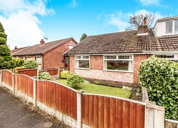Thumbnail 2 bed bungalow for sale in Durham Close, Tyldesley, Manchester