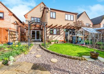 4 bed link-detached house for sale in Chamberlain Way, Higham Ferrers, Rushden NN10