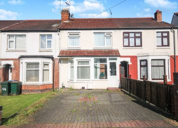 3 bed terraced house for sale in Pearson Avenue, Coventry CV6
