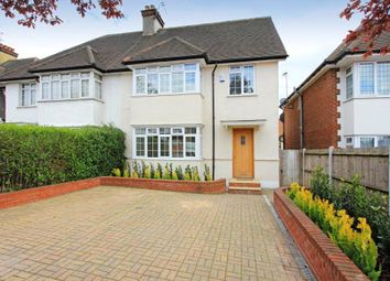 Thumbnail 4 bedroom semi-detached house for sale in Ridge Hill, Golders Green, London