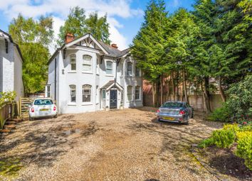Thumbnail 4 bedroom detached house to rent in London Road, Sunningdale, Ascot