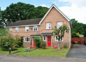 Thumbnail 3 bed semi-detached house to rent in Clarke Close, Uffculme, Cullompton