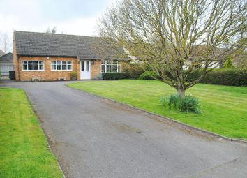 Thumbnail 4 bed detached bungalow for sale in Green End Road, Great Barford, Bedford