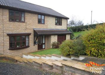 Thumbnail 4 bed semi-detached house for sale in Meadow View, Haltwhistle
