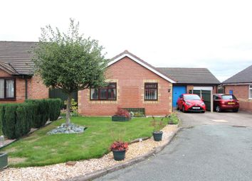 Thumbnail 2 bed detached bungalow for sale in Heather Bank, Gobowen, Oswestry