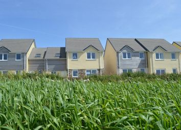 Thumbnail 4 bed detached house for sale in Eleni Close, Sennen, Penzance, Cornwall