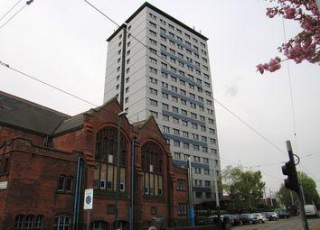Thumbnail 1 bedroom flat to rent in 40 High Point, Noel Street, Nottingham