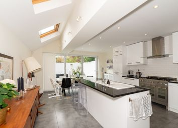 Thumbnail 4 bed terraced house to rent in Rowallan Road, Fulham, London