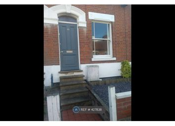 Thumbnail 2 bed terraced house to rent in Dover Street, Norwich