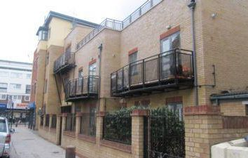 Thumbnail 1 bed flat to rent in St. Martins Avenue, Upton Park