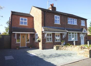 Thumbnail 3 bed cottage for sale in Colley Lane, Sandbach