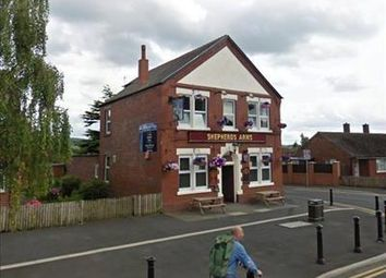 Thumbnail Leisure/hospitality for sale in Shepherds Arms, 38 Eaves Lane, Chorley, Lancashire