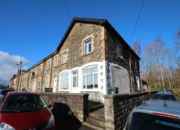 Thumbnail 3 bed end terrace house to rent in Tregwilym Road, Rogerstone