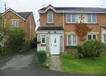 Thumbnail 3 bed semi-detached house for sale in 82 Greendale Drive, Radcliffe