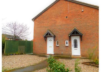 Thumbnail 1 bedroom end terrace house for sale in Lapwing Close Covingham, Swindon