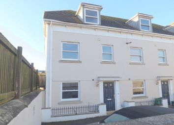 Thumbnail 3 bedroom end terrace house for sale in Harbour Road, Seaton